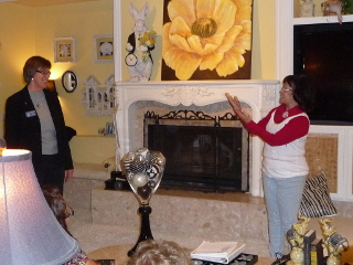 Cathy's Kick Off Party with Gail Reavis